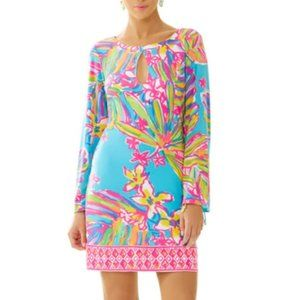 NWOT Lilly Pulitzer Tunic Dress Floral Small